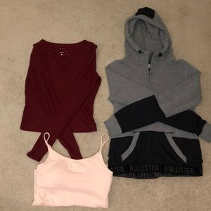 Hollister/Gilly Hicks package